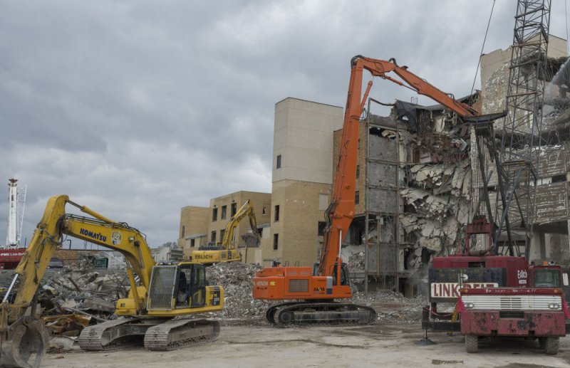 Demolition and Wrecking